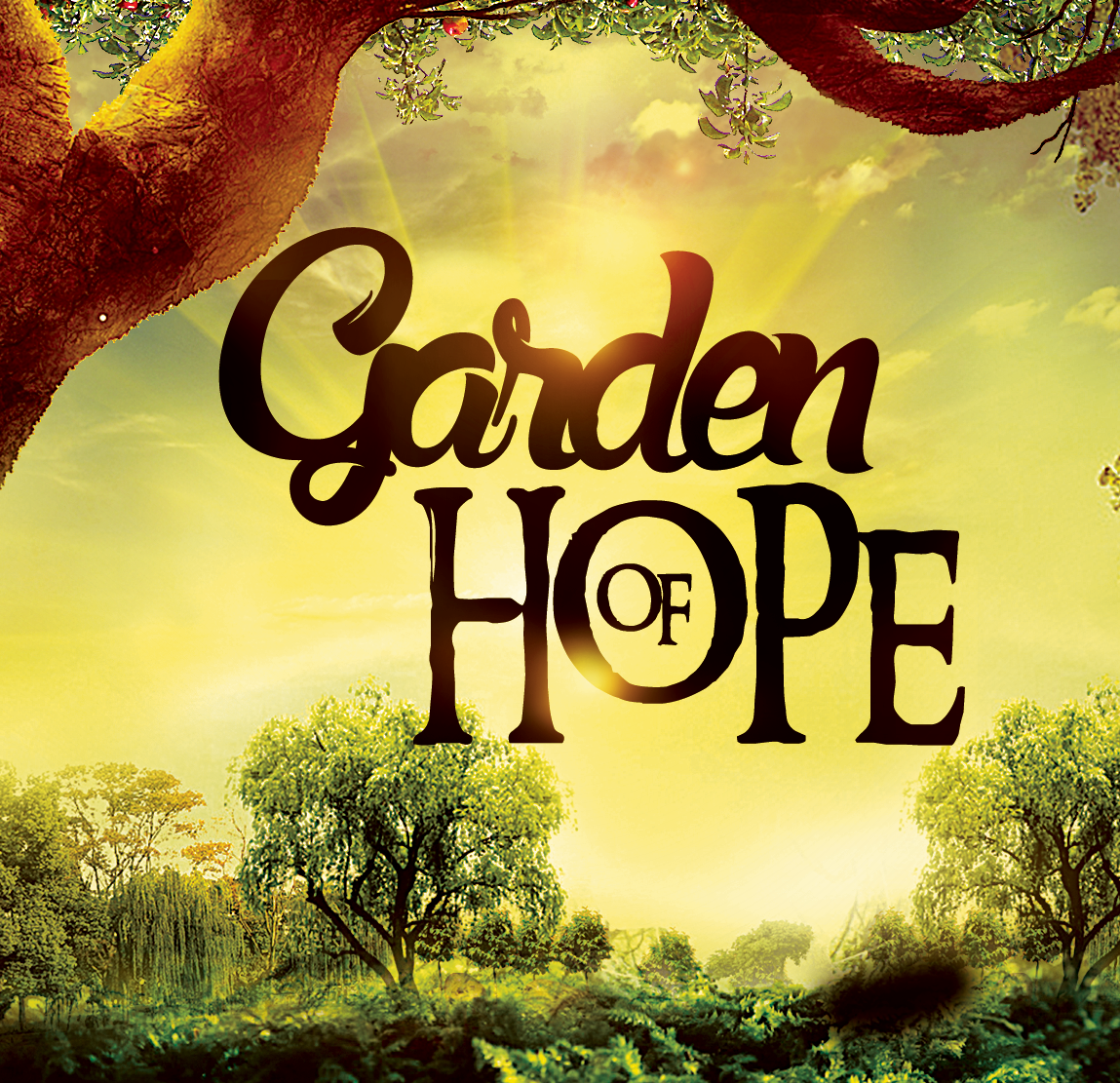 garden of hoe